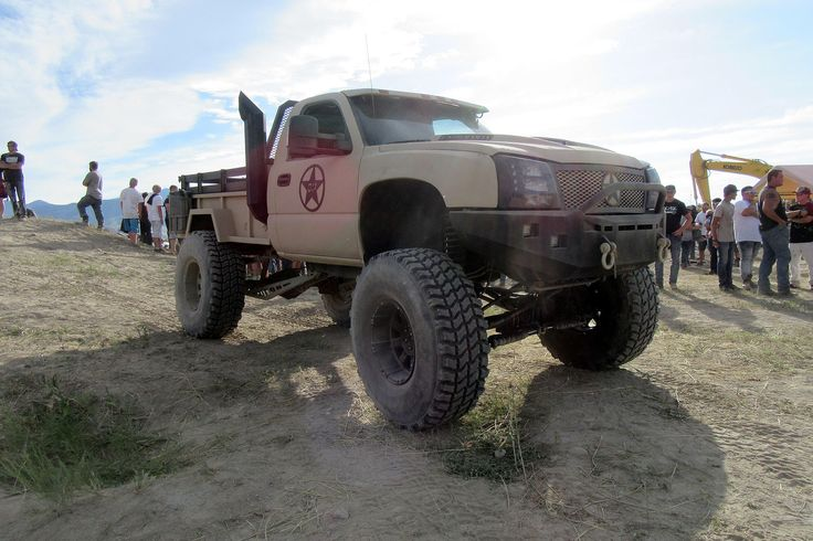 Cummins diesel http://www.discovery.com/tv-shows/diesel-brothers/photos/duramax-willys-jeep/