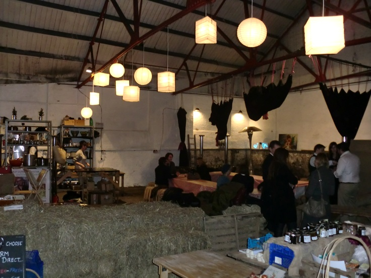 Islington Barn: Former Garage Wheels Out All Kinds of Flavours