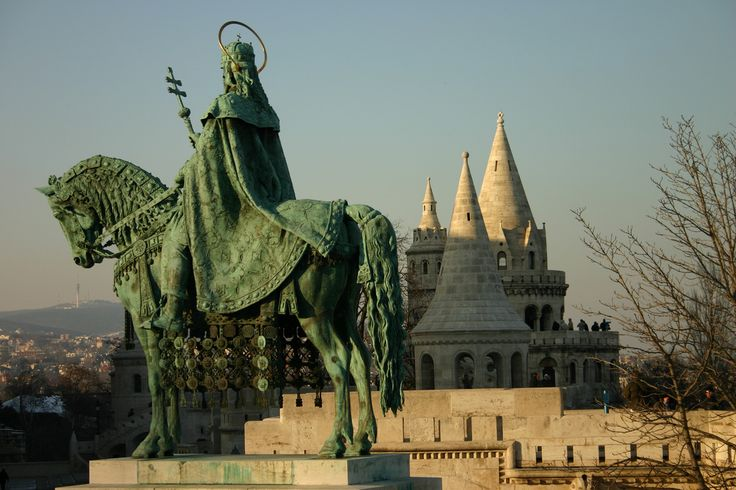 Szent István, Budapest