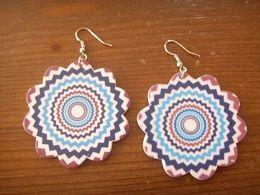 handmade earrings €9