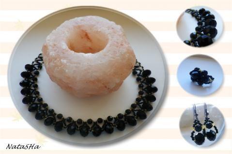 Черное ожерелье