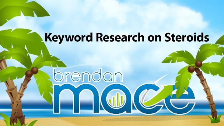 36K + Keywords in Minuten – Keyword-Recherche zu Steroiden