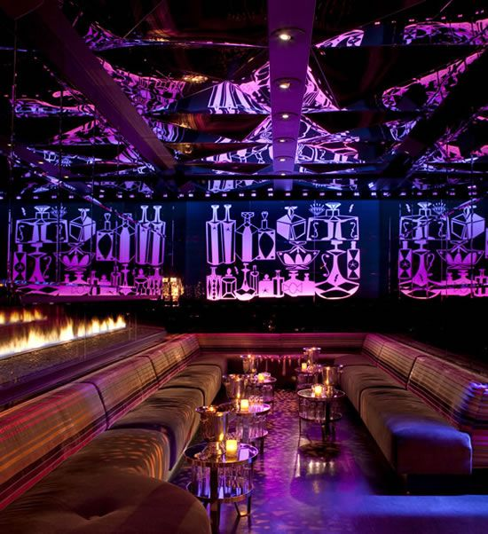 Vanity Club, Las Vegas...Looks like I need to go party in Vegas!!