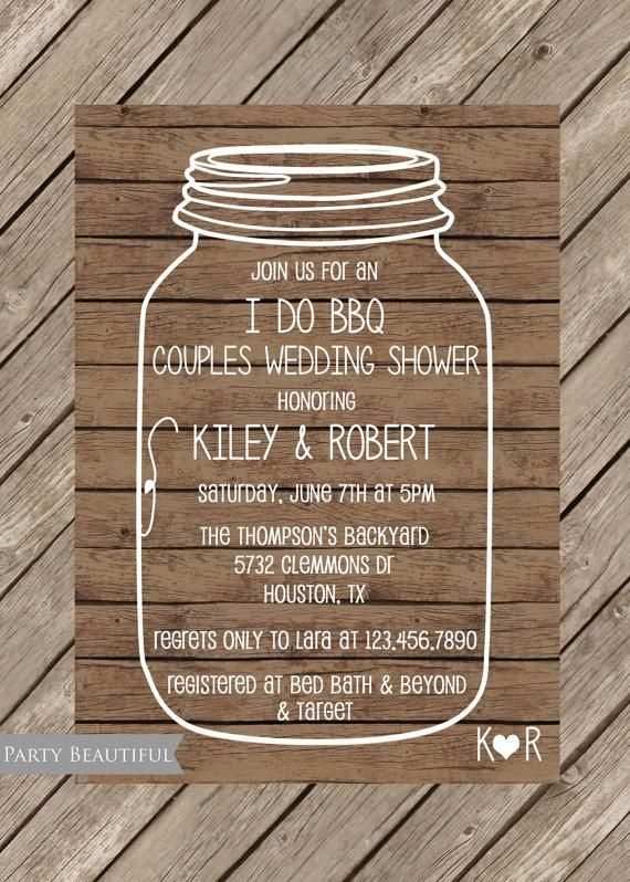 Best 25 Couples wedding shower invitations ideas on Pinterest