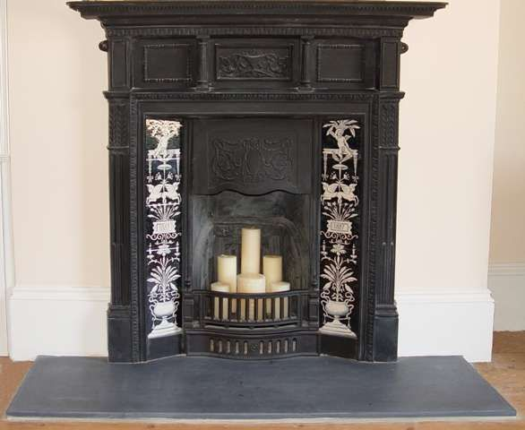 Best 25+ Victorian fireplace tiles ideas on Pinterest | Victorian ...