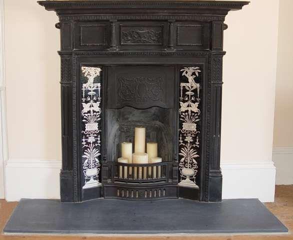 The 25+ best Victorian fireplace tiles ideas on Pinterest ...