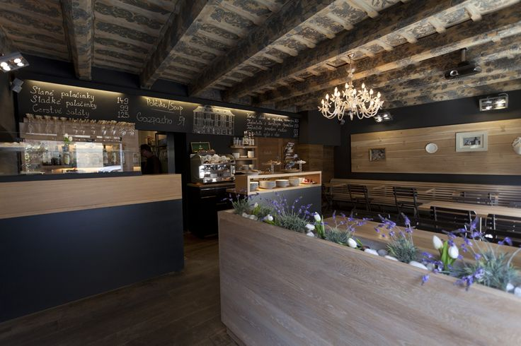 Cukrkavalimonada Restaurant - Prague: cozy spot serves simple but excellent salads, sandwiches, and pasta dishes. The warm atmosphere is accentuated by exposed beams in the ceiling. It's perfect for a quick and easy lunch