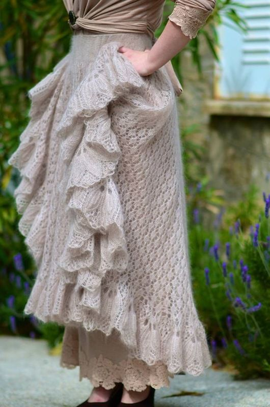 gorgeous-- a must knit !!