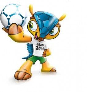FIFA World Cup 2014 (Brazil) - Fuleco