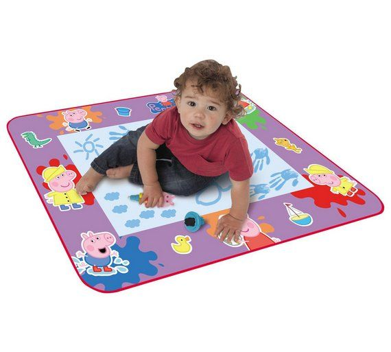 Buy Tomy Aquadoodle Peppa Pig at Argos.co.uk, visit Argos.co.uk to shop online for Painting, drawing and colouring toys, Creative and science toys, Toys
