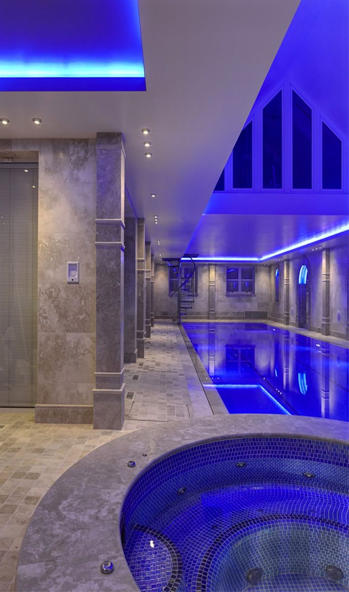 great architecture and pool exceptional indoor pool by portrait pools united kingdom