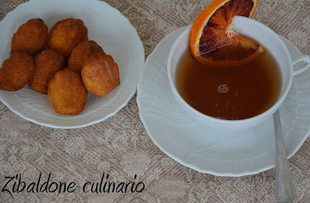 Zibaldone culinario: Madeleine - i dolcetti di Proust