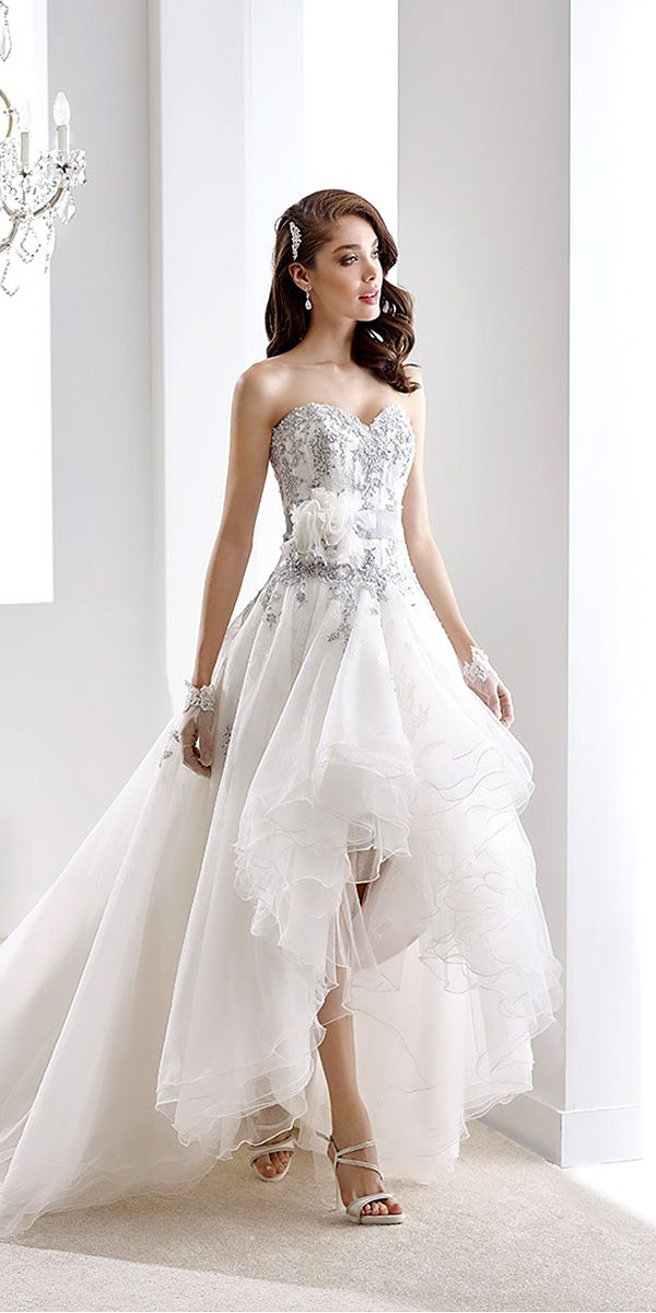 high low wedding gowns 8