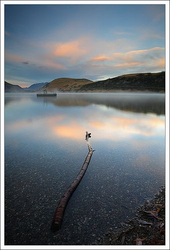 Lake Hayes by 67Bosely, via Flickr