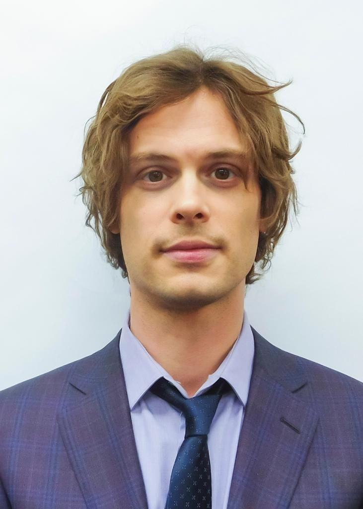 Spencer Reid Hairstyles Www Pixshark Com Images