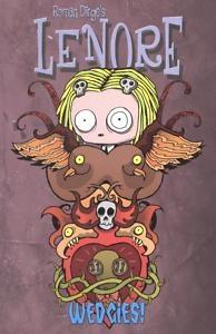 cute little dead girl   Lenore Graphic Novel Roman Dirge Cute Little Dead Girl   eBay