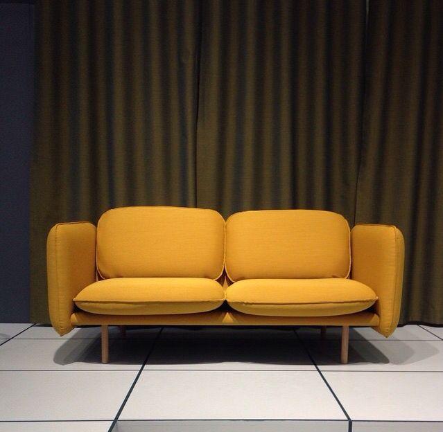 Linde sofa by Andreas Engesvik