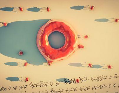 """Check out new work on my @Behance portfolio: """"De Motu Codicis"""" http://be.net/gallery/32067911/De-Motu-Codicis"""