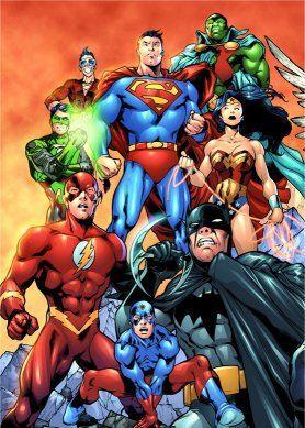 """A DC Comics, disponibilizou para ler online totalmente Catraca Livre parte de seu acervo de histórias em quadrinhos. A editora norte-americana é proprietária dos mais famosos personagens de quadrinhos do mundo, como Superman, Batman, Mulher-Maravilha, Lanterna Verde, Aquaman e seus grupos como Liga da Justiça, Novos Titãs, entres outros. Cerca de 200 revistas estão disponíveis...<br /><a class=""""more-link""""…"""