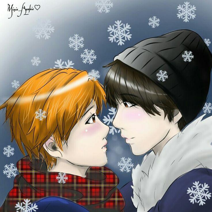 Winter Jikook Fanart