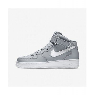 info for 26951 08850 Buy Nike Air Force 1 Mid 07 Wolf Grey White