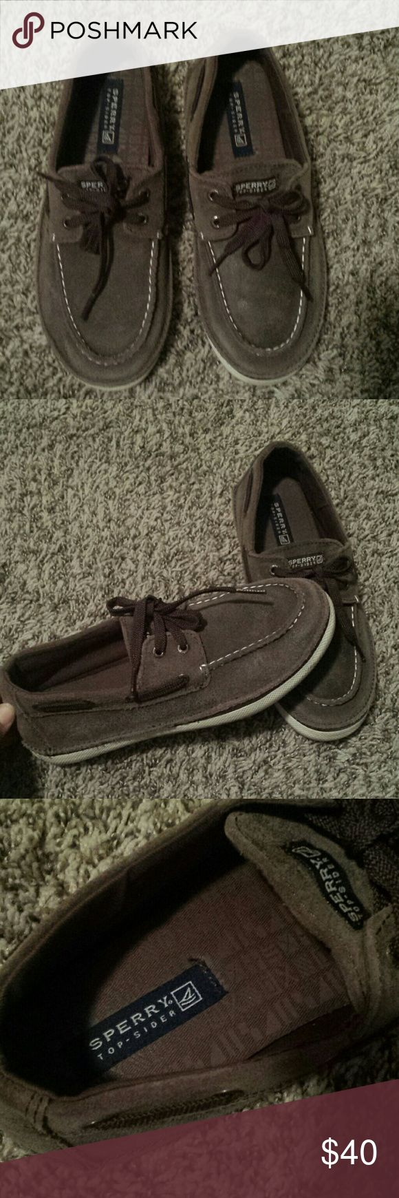 🏃Sperry Top-Sider  for boys Great Condition & Very Clean sperrys Shoes Sneakers