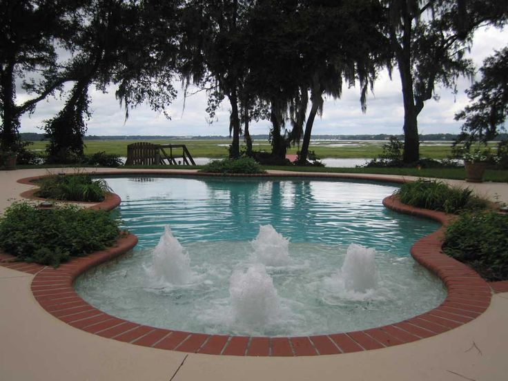 11 Best Pool Fountain Design Ideas Images On Pinterest Pools Swiming Pool And Backyard Pool