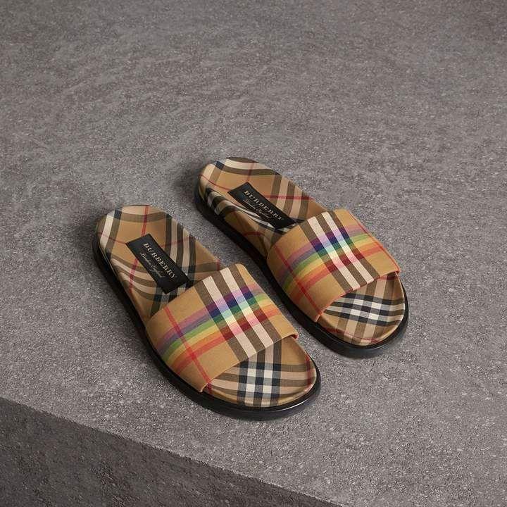 4c1f8513fb Men's Sandals & Espadrilles   Burberry   Products   Sandals, Mens ...