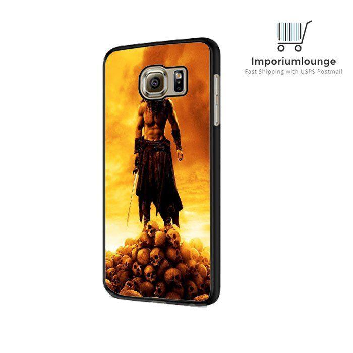 Conan the Barbarian iPhone 4 5 6 6 Plus Galaxy S3 S4 S5 S6 HTC M7 M8 Sony Xperia Z3