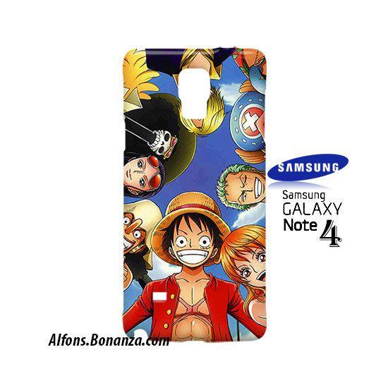 One Piece Samsung Galaxy Note 4 Hardshell Case