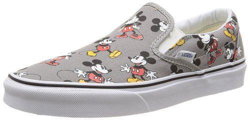 Vans U Classic Slip-on Disney, Unisex-Erwachsene Sneakers: Amazon.de: Schuhe & Handtaschen