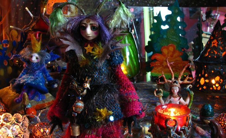 Figurines | Kundry's Inner World