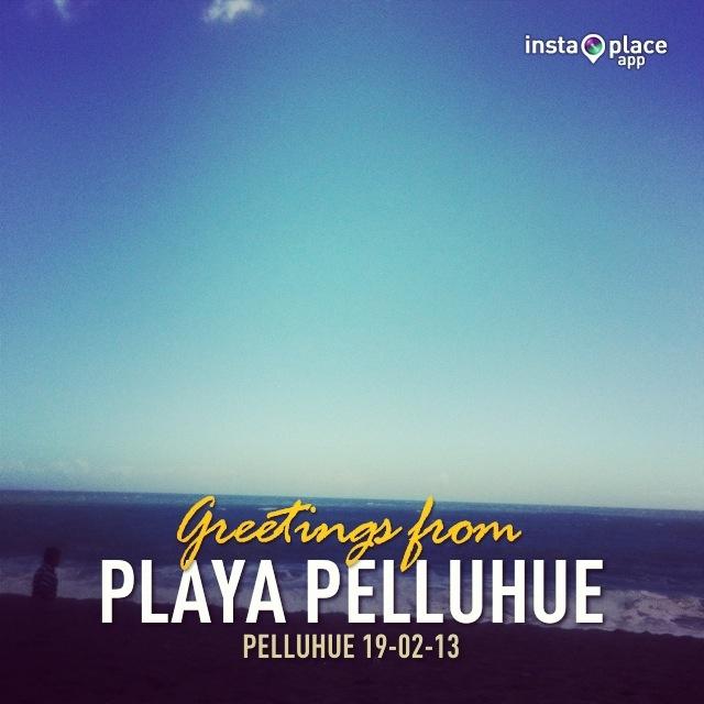 Playa Pelluhue