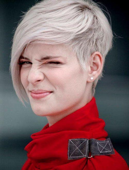 Los mejores cortes de cabello y peinados para mujer otoño invierno 2015-2016 | Pelo corto - ModaEllas.com
