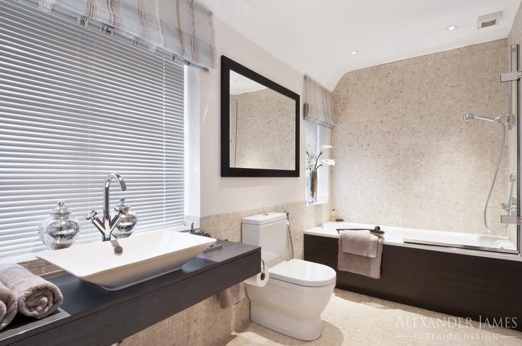 Simple design, neat finish. #interiordesign #bathroom #home