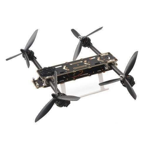 F16395 HMF SL300 Vector Racing Mini RC Quadcopter 300mm 4-Axle Frame Kit with Housing #drone #copter #wifi #rc  https://seethis.co/kXEODO/