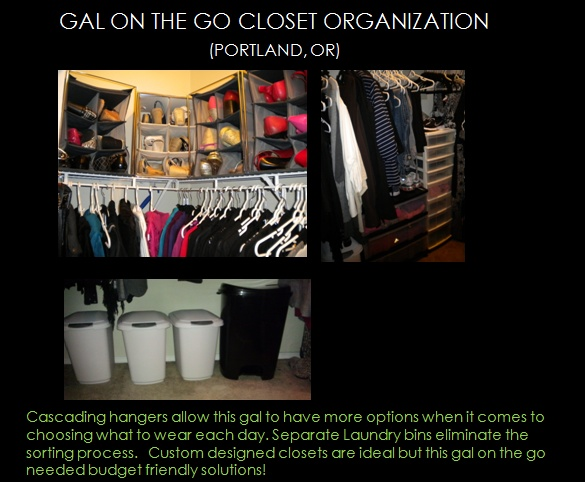 ORGANIZEN Closet Tips: Your Personal Organizing Specialists Designing  Functional Spaces To Harmonize With Your Life