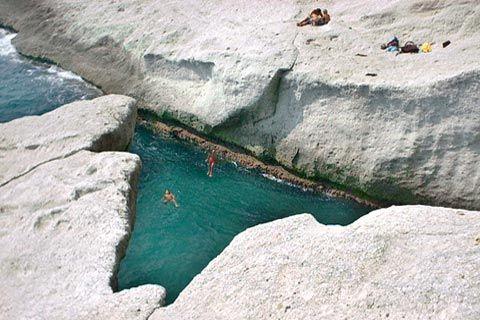 Cala del Plomo - Fotos del Parque Natural de Cabo de Gata-Níjar