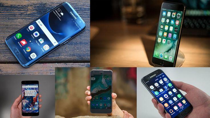 Top 5 Best Smartphone of 2016