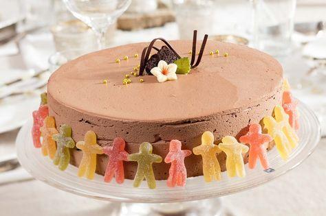 Glem alt du har smakt tidligere. Denne kaken vil få både unger og voksne til å juble av glede.