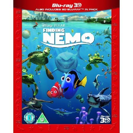 DISNEY Finding Nemo 3D Blu-ray Please note this is a region B Blu-ray and will require a region B or region free Blu-ray player in order to play Sea it like never before! For the first time ever through the magic of Blu-Ray fully i http://www.MightGet.com/march-2017-2/disney-finding-nemo-3d-blu-ray.asp
