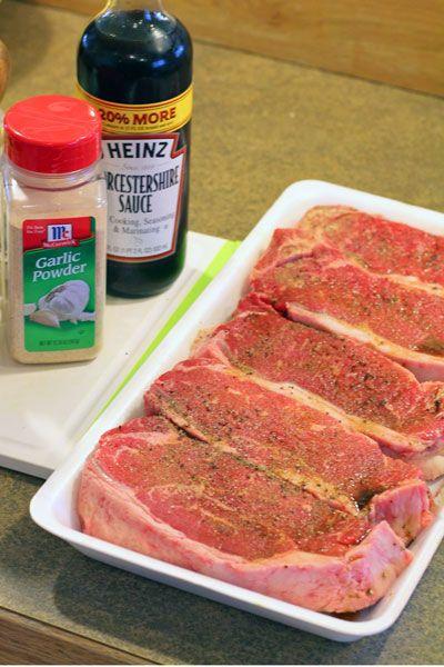 No Marinate Steak Seasoning - BBQ tonight sounds amazing