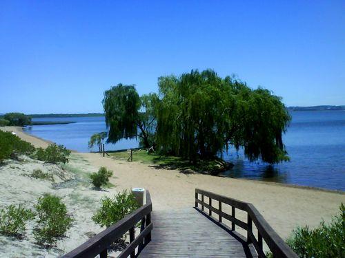 Laguna del Sauce. Dpto. de Maldonado, Uruguay.