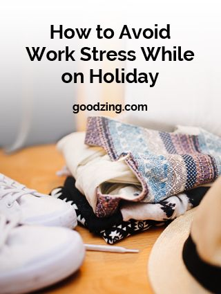 Learn how to prep your work load before going on holiday so you can avoid the post vacation blues and look forward to achieving your work goals.