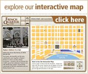 French Quarter Interactive Map- #NewOrleans Nightlife Directory