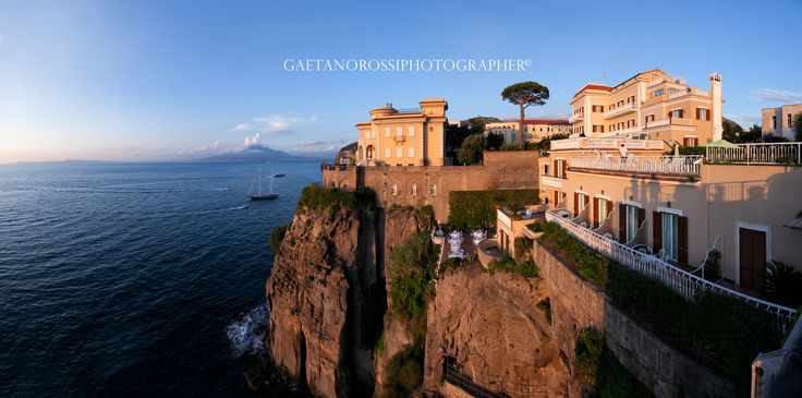Destination Wedding Sorrento , Hotel Corallo