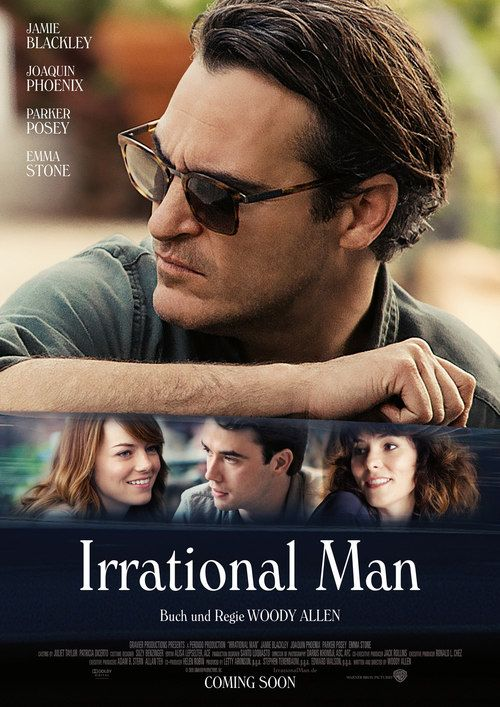 Watch Irrational Man 2015 Full Movie Online Free
