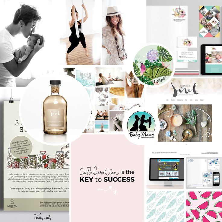 Snapshot of Design, Photography, Web Design & Visual Identity work that A Midday in May has completed in 2015!
