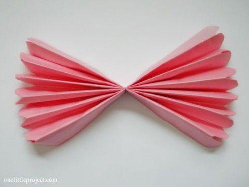 how to make tissue paper pom poms easy