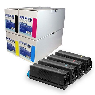 #Remanufactured oki c5250 c5450 c5510 #c5540 #laser toner cartridge / drum units,  View more on the LINK: http://www.zeppy.io/product/gb/2/181182477881/